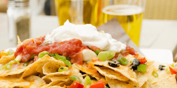 nachos slider