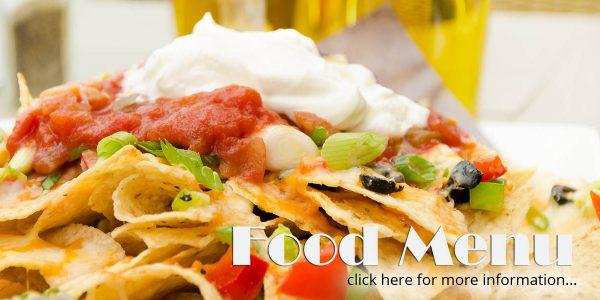 Food Menu WF 19