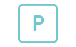 Waterfront Parking Icon