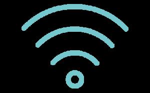 Waterfront WiFi Icon